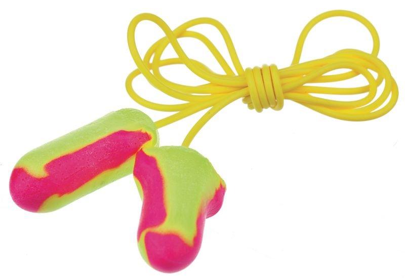Bouchons d'oreilles jetables 35 dB, forme ergonomique en T