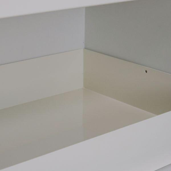 Bac de rétention pour armoires de sécurité lithium-on