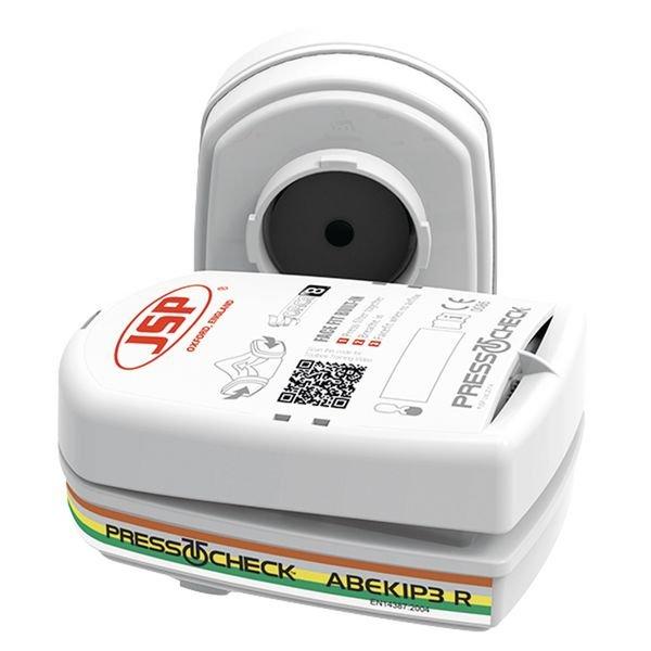 """Filtres respiratoires JSP """"Press to check"""""""