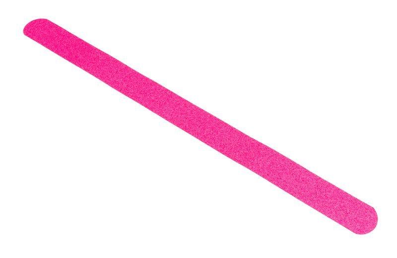 Bandes antidérapantes adhésives fluorescentes prédécoupées SetonWalk™ – Puissance 3