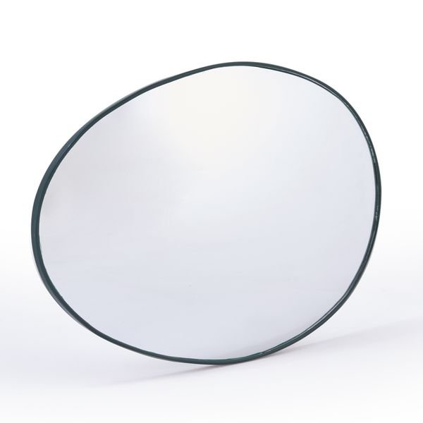 Miroir de sortie ovale Ø 56 cm