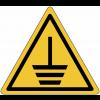 """Panneaux de danger """"Mise à la terre"""""""