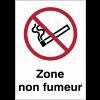 """Panneaux d'information du public """"Interdiction de fumer"""""""
