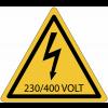 Panneaux de danger électrique - 230 / 400 V