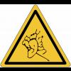 """Panneaux de danger """"Traumatisme par le bruit"""""""