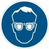 Etiquettes de signalisation pour machines - Protection oculaire