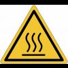 Etiquettes de signalisation pour machines - Haute température