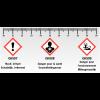 Règle pédagogique sur les 9 symboles de produits dangereux