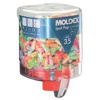 Distributeur de bouchons d'oreilles Moldex® SparkPlugs®