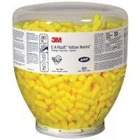 Bouchons d'oreilles jetables Yellow Neon E-A-Rsoft™ 3M™ - 36dB