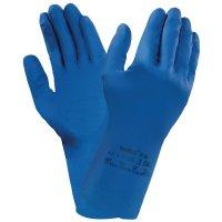 Gants de protection chimique réutilisables en latex pour industrie alimentaire VersaTouch™ 87-195 Ansell