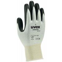 Gants anti-coupure noir & blanc Uvex Unidur 6648