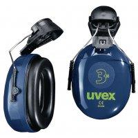 Coquilles antibruit Uvex 2H/3H - 28/31 dB