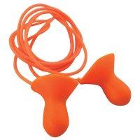 Bouchons d'oreilles réutilisables 28 dB, avec tige flexible