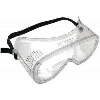 Sur-lunettes à monture perforée pour ventilation