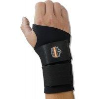 Protège-poignets ambidextre anti-foulures et anti-froid