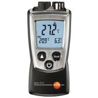 Appareil de mesure de température ambiante et de surface infrarouge