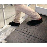 Panneau de sol antidérapant pour trafic piétonnier intérieur ou extérieur
