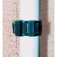Colliers de serrage en polyamide, à double tête