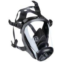 Masque complet de protection respiratoire mono-filtre à écran panoramique