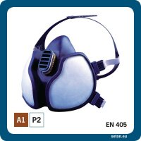 Pictogrammes port d'EPI Specipic Masque obligatoire