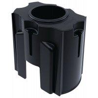 Adaptateur Skipper™ pour accrochage support sac poubelle ou distributeur d'EPI