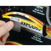 Marqueurs de câbles auto-protégés pour imprimante BMP71