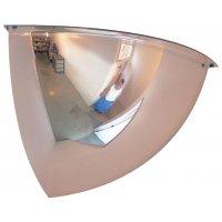 Miroirs de surveillance intérieurs quart de dôme