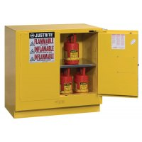 Armoires de sécurité compactes pour produits inflammables