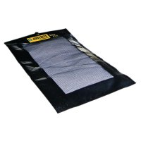 Tapis absorbant hydrocarbures et huiles rechargeable