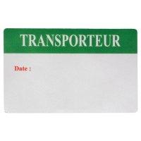 Badges adhésifs personnalisés
