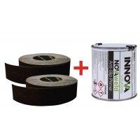 Kit rouleaux antidérapants - Puissance 2 + 1 pot de primaire