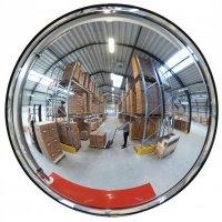 Miroir de sécurité mural