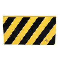 Protection anti-encastrement pour barrière modulable