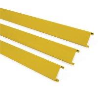 Barrière de protection basse modulable en acier PARTUB