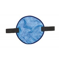Tampons et bandeaux rafraîchissants pour casque