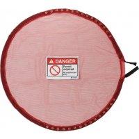 Housses de consignation ventilées verrouillables pour espaces confinés