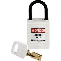Cadenas de condamnation Safekey en nylon