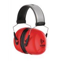Casques auditifs Sonis® haute visibilité