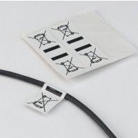 Etiquettes DEEE pour câble