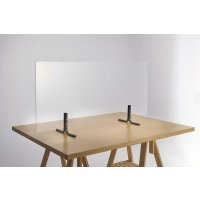 Ecran de table en plexiglass