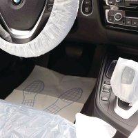 Kit d'hygiène pour intérieur de voiture