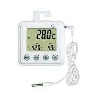 Double thermomètre digital intérieur/extérieur