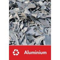 Signalétique recyclage - Aluminium