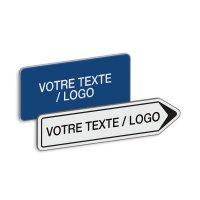 Panonceaux de signalisation personnalisables en ligne