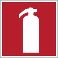 """Mini-pictogrammes d'incendie """"Extincteur d'incendie"""" en rouleau"""
