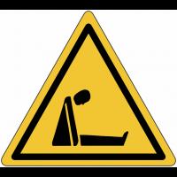 """Panneaux de danger """"Risque d'asphyxie"""""""