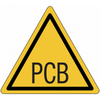 """Panneaux de danger """"PCB"""""""