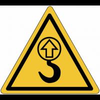 """Panneaux de danger """"Point d'ancrage"""""""