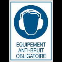 Panneaux rigides adhésifs - Equipement anti-bruit obligatoire